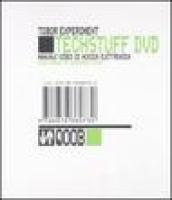 Tech stuff. Tobor Experiment. Manuale video di musica elettronica. Con DVD. Ediz. italiana e inglese
