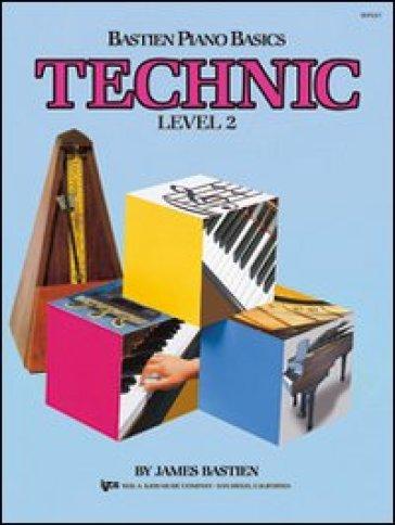 Tecnica. Livello 2 - James Bastien |