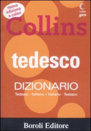 Tedesco. Dizionario tedesco-italiano, italiano-tedesco - G. Amiot-Cadey | Thecosgala.com