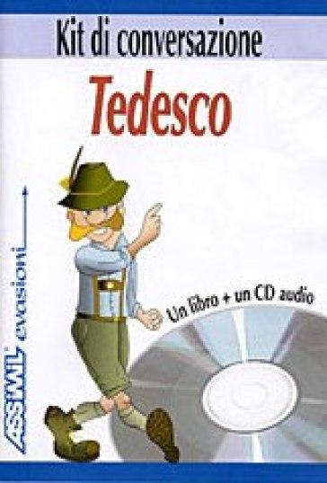 Tedesco. Kit di conversazione. Con CD Audio - Catherine Raisin |