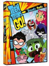 Teen titans go! - Stagione 01 Volume 01 (2 DVD)