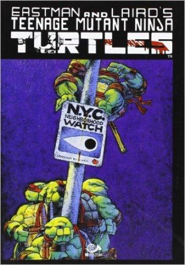 Teenage mutant ninja turtles. 5. - Kevin Eastman |