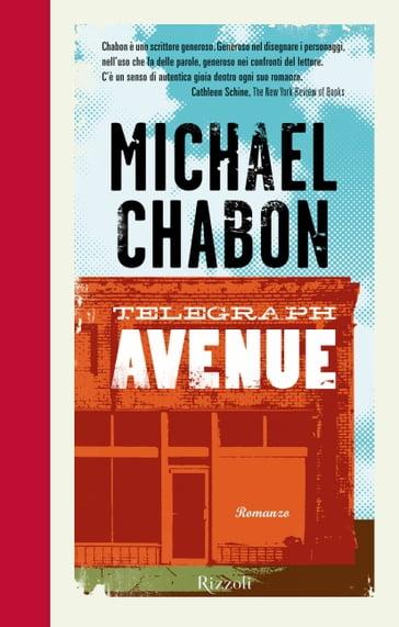 Michael Chabon tutti i libri