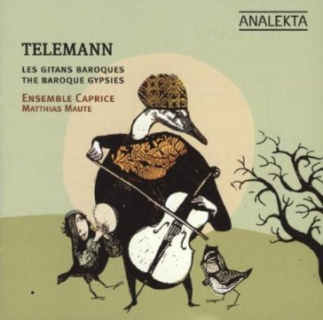 Telemann & the baroque gy