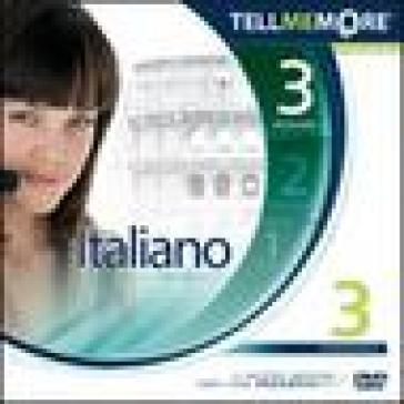 Tell me more 9.0. Italiano. Livello 3 (avanzato). CD-ROM