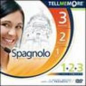 Tell me more 9.0. Spagnolo. Kit 1-2-3. CD-ROM