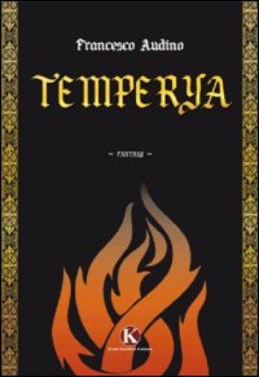 Temperya - Francesco Audino   Rochesterscifianimecon.com