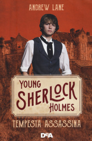 Tempesta assassina. Young Sherlock Holmes - Andrew Lane |