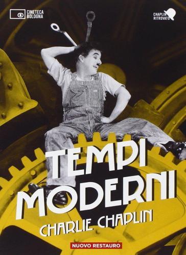 Tempi moderni. 2 DVD. Con libro - Charlie Chaplin |