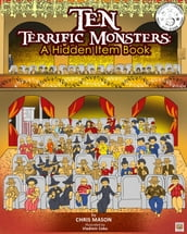 Ten Terrific Monsters: A Hidden Item Book