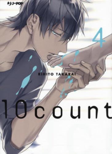 Ten count. 4. - Rihito Takarai | Thecosgala.com