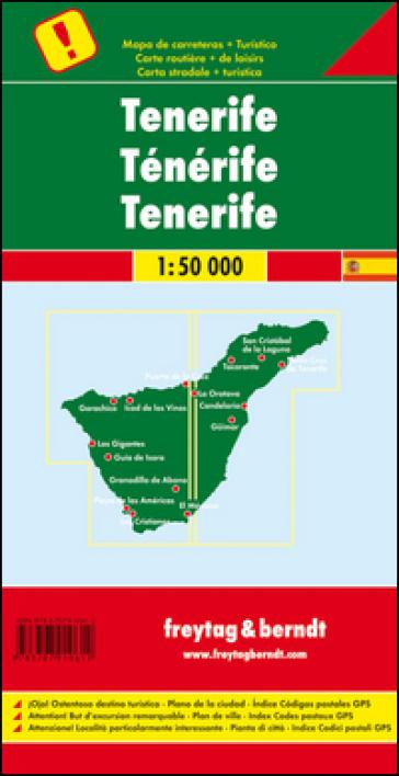 Tenerife 1:50.000
