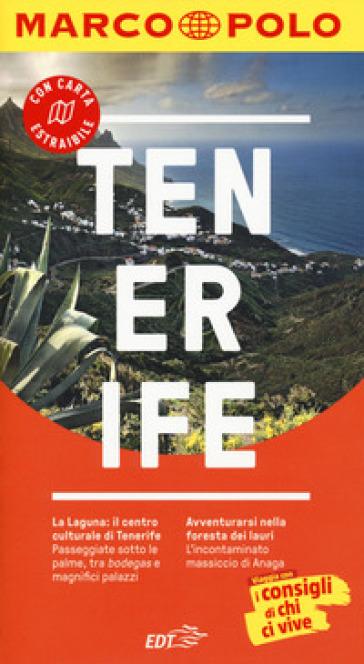 Tenerife. Con Carta geografica ripiegata - Izabella Gawin  
