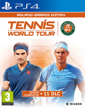 Tennis World Tour - Roland Garros Ed.
