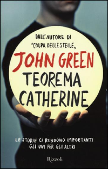 Teorema Catherine - John Green |