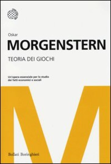 Teoria dei giochi - Oskar Morgenstern | Ericsfund.org
