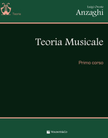 Teoria musicale - ANZAGHI LUIGI ORESTE | Kritjur.org