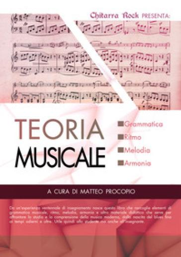 Teoria musicale - M. Procopio |