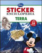 Terra. Sticker enciclopedia