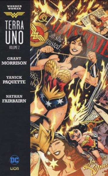 Terra Uno. Wonder Woman. 2.