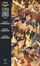 Terra Uno. Wonder Woman. 2.