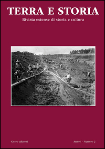 Terra e storia. Rivista estense di storia e cultura (2012). 2.