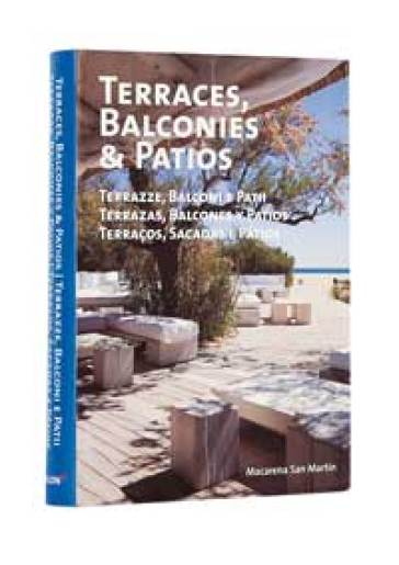 Terrazzi, balconi patii. Ediz. multilingue - Martìn Macarena San | Rochesterscifianimecon.com