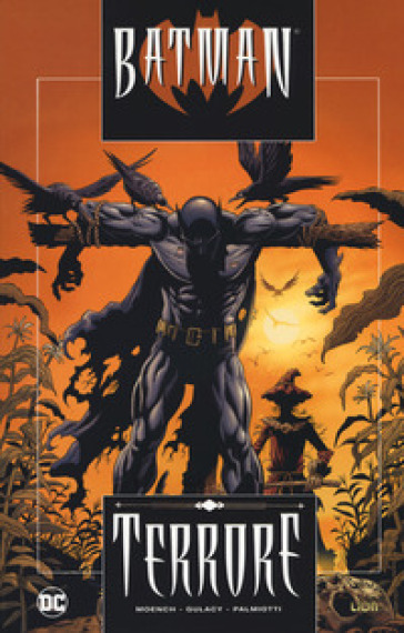 Terrore. Batman - Doug Moench |