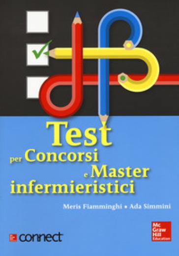 Test per concorsi e master infermieristici. Con Connect - Meris Fiamminghi | Thecosgala.com