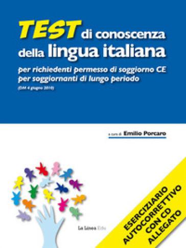 Test di conoscenza della lingua italiana per richiedenti permesso ...