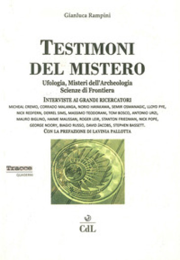 Testimoni del mistero - Gianluca Rampini |
