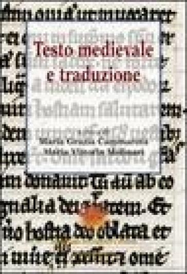 Testo medievale e traduzione libro mondadori store - Dive testo e traduzione ...