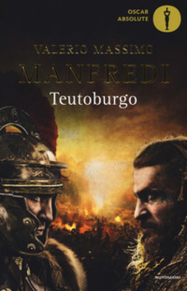 Teutoburgo - Valerio Massimo Manfredi  
