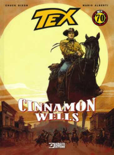 Tex. Cinnamon wells