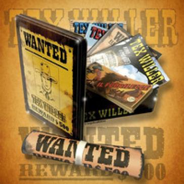 Tex Willer Wanted box. Con Poster - Mauro Boselli pdf epub