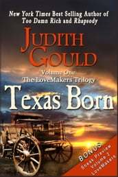 Texas Born (The LoveMakers Trilogy)