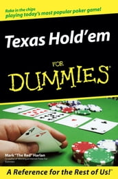 Texas Hold em For Dummies