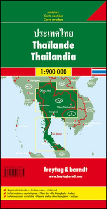 Thailandia 1:900.000