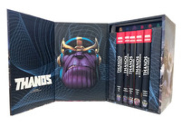 Thanos. Cofanetto - Jim Starlin |
