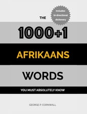 The 1000+1 Afrikaans Words you must absolutely know