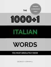 The 1000+1 Italian Words you must absolutely know