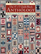 The 4  X 5  Quilt-Block Anthology
