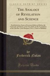 The Analogy of Revelation and Science