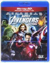 The Avengers (2 Blu-Ray)(3D+2D)