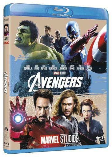 The Avengers (Blu-Ray)(10