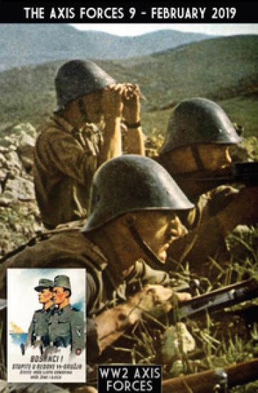 The Axis forces (2019). 9. - Massimiliano Afiero |