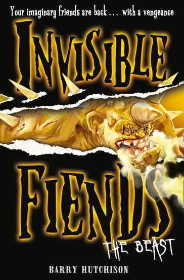The Beast (Invisible Fiends, Book 5)