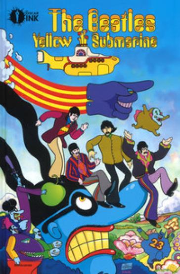 The Beatles. Yellow submarine - Bill Morrison   Thecosgala.com