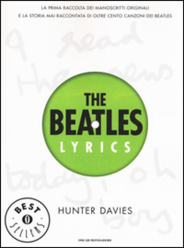 The Beatles lyrics - Hunter Davies |