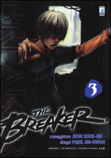 The Breaker. 3. - Jeon Keuk-Jin   Rochesterscifianimecon.com